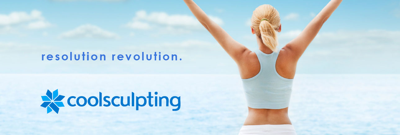 resolution revolution. coolsculpting